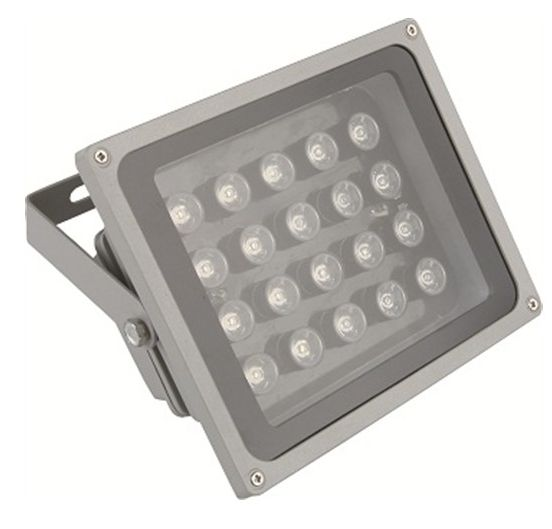 Optonica LED floodlight 48W cool white area lamp (FL5355)