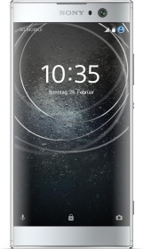 Sony Xperia XA2 silber