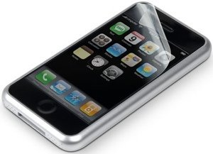 Belkin ClearScreen protective foil for iPhone 3-pack (F8Z333EA)
