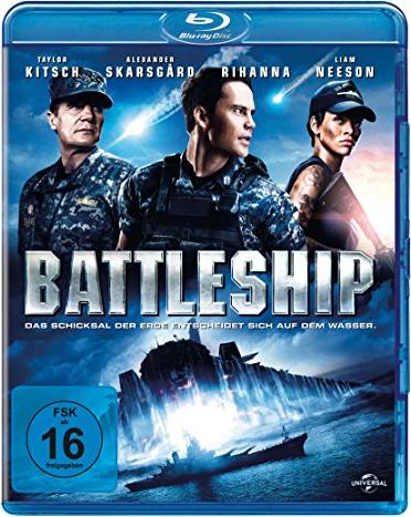 Battleship (Blu-ray) -- via Amazon Partnerprogramm