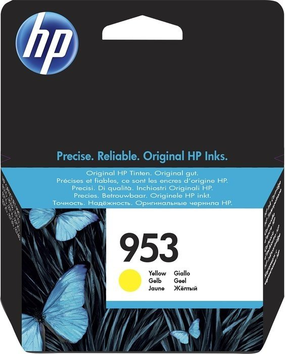 HP ink 953 yellow (F6U14AE)