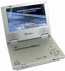 CyberHome CH-LDV710 silver