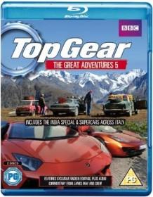 Car: Top Gear - The Great Adventures Vol. 5 (DVD) (UK)