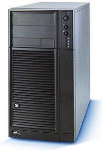 Intel Servergehäuse SC5275-E, 600W ATX