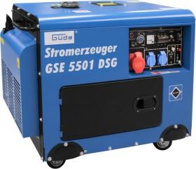Güde GSE 5501 DSG Diesel-Stromerzeuger (40588)