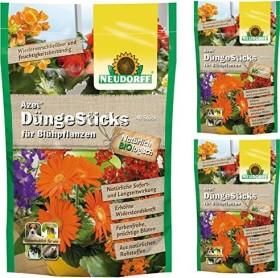 Neudorff Azet Dünge-Sticks für Blühpflanzen, 40 Stück (00279)