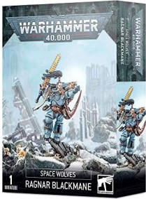 Games Workshop Warhammer 40.000 - Space Wolves - Ragnar Blackmane (99120101275)