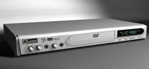 Mustek DVD-V56LK-5E srebrny