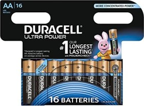 Duracell Ultra Power Mignon AA, 16-pack