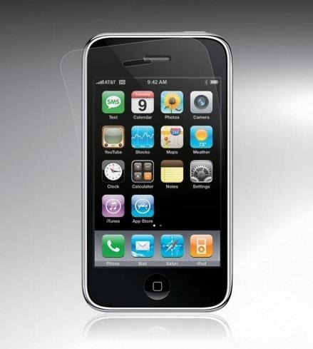 Technaxx iSecure transparente Schutzfolie für iPhone 3G/3GS -- via Amazon Partnerprogramm