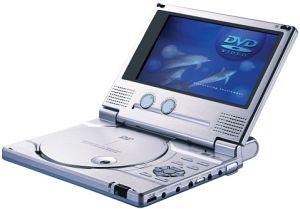 Mustek DVD-PL207 srebrny (98-135-00030)