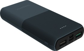 Terratec 282258<br>Terratec P200 PD Powerbank Midnight blue<br>computer & office > computer Accessories > Batteries, cable, adapter Offer from Euronics Hellenthal