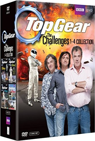 Car: top Gear - The Great Adventures Box Vol. 1-4 (UK) -- via Amazon Partnerprogramm