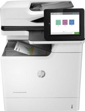 HP Color LaserJet Enterprise MFP M681dh, Farblaser (J8A10A)