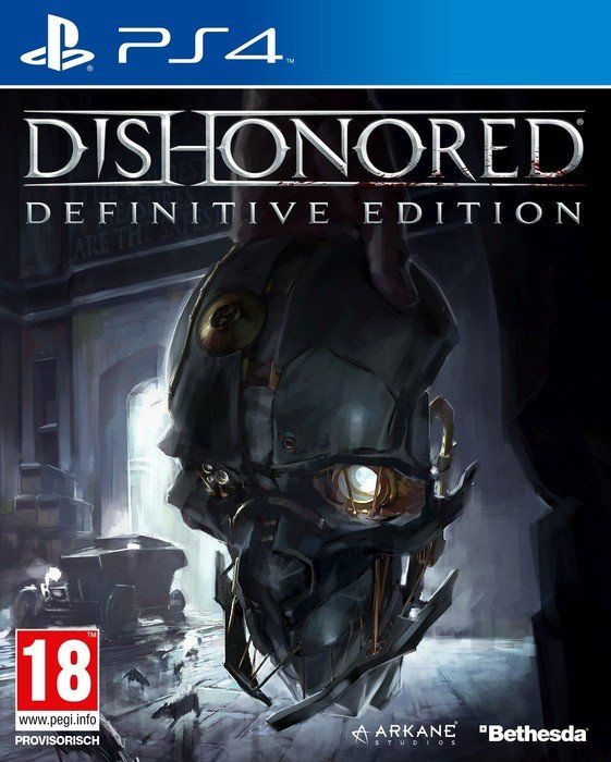 Dishonored - Definitive Edition (deutsch) (PS4)