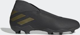 adidas Nemeziz 19.3 LL FG core black/gold met/utility black (Herren) (EF0371)