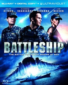Battleship (Blu-ray) (UK)