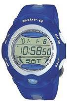 Casio Baby-G BG-136-2CVER Bermuda Blue
