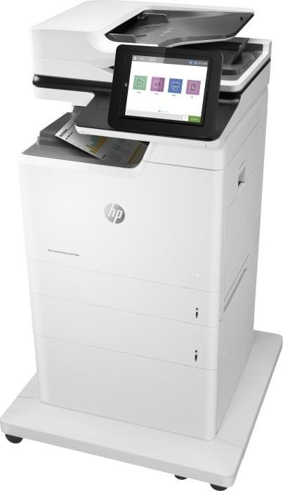 HP Color LaserJet Enterprise MFP M681f, Farblaser (J8A11A)