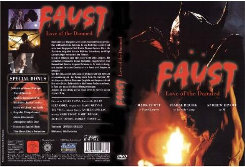 Faust - Love of the Damned -- via Amazon Partnerprogramm