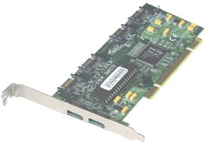 Dawicontrol DC-154 retail, PCI