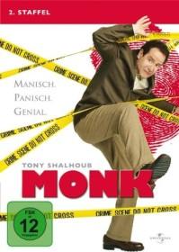 Monk Season 2 (DVD)
