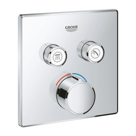 Grohe SmartControl shower faucet with 2 valves chrome (29148000)