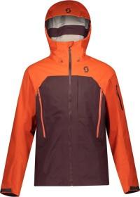 Scott Explorair 3L Jacke orange pumpkin/red fudge (Herren) (277687-6641)