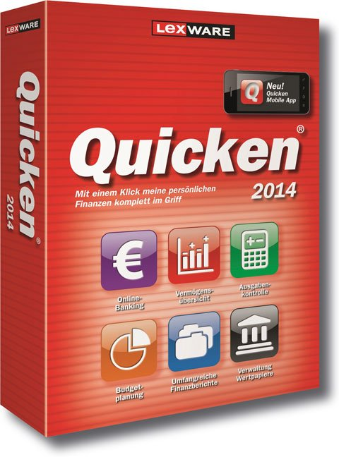 quicken deutsch