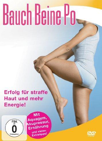 Fitness: Bauch Beine Po - Erfolg für straffe Haut und mehr Energie -- via Amazon Partnerprogramm