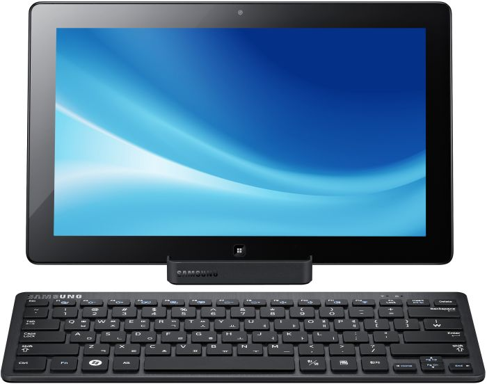 Samsung Series 7 Slate PC 700T1A + Dockingstation 64GB, Core i5-2467M,  4GB RAM, UK (XE700T1A-A01UK)