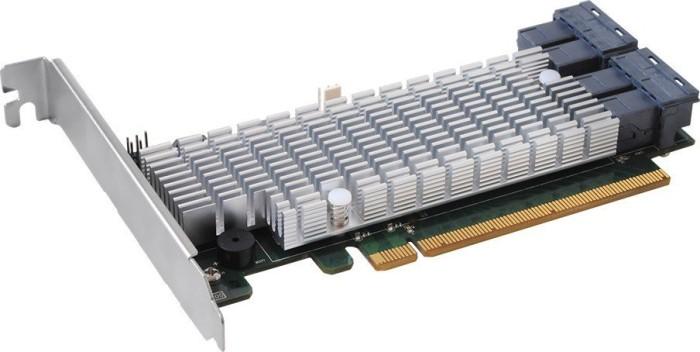 HighPoint SSD7120 NVMe Raid controller, PCIe 3 0 x16