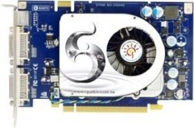 Sparkle GeForce 8600 GT, 256MB DDR3 (SF-PX86GT256D3)