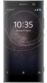 Sony Xperia XA2 mit Branding