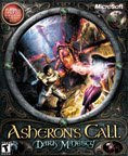 Asherons Call: Dark Majesty (MMOG) (englisch) (PC)