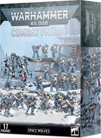 Games Workshop Warhammer 40.000 - Space Wolves - Kampfpatrouille (99120101332)