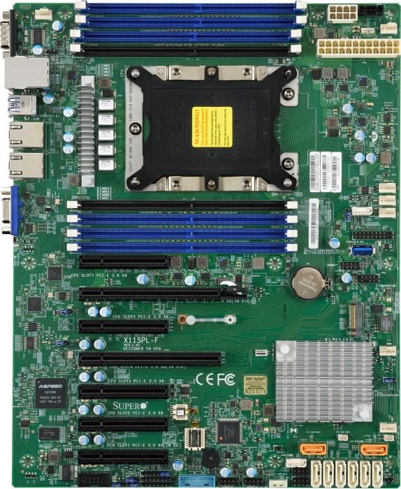 Supermicro X11SPL-F retail (MBD-X11SPL-F-O) from £ 347 73