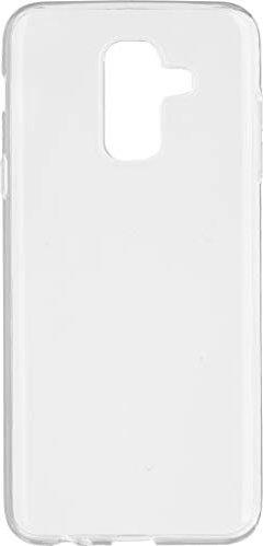 Peter Jäckel Protector Solid Case für Samsung Galaxy A6+ (2018) transparent (16912) -- via Amazon Partnerprogramm