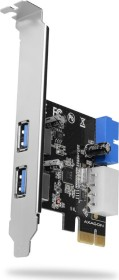AXAGON 2x USB-A 3.0, 1x USB 3.0 Header, PCIe 2.0 x1 (PCEU-232VL)
