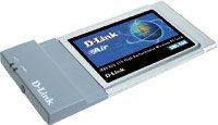 D-Link DWL-660 Air, 11Mbps, CardBus