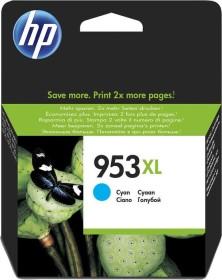HP Tinte 953 XL cyan (F6U16AE)