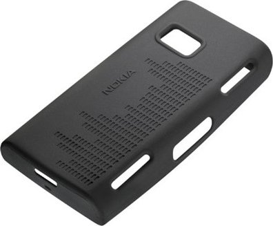 Nokia CC-1001 silicone cover black -- via Amazon Partnerprogramm