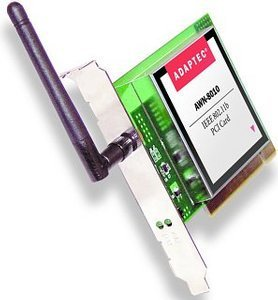 Adaptec Ultra Wireless PCI Card (AWN-8010)