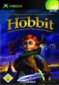 The Hobbit (niemiecki) (Xbox)