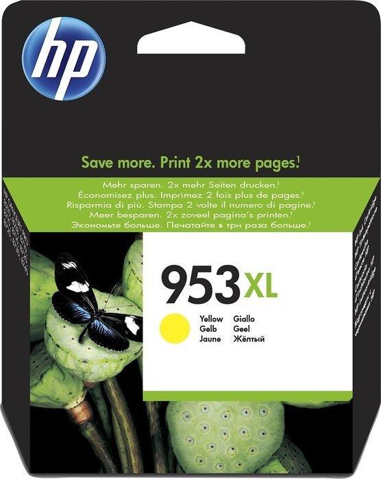 HP Tinte 953 XL gelb (F6U18AE)