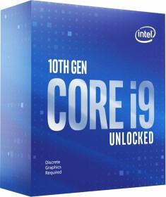 Intel Core i9-10900KF, 10C/20T, 3.70-5.30GHz, boxed ohne Kühler (BX8070110900KF)