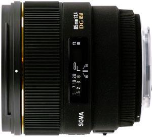 Sigma AF 85mm 1.4 EX DG HSM for Pentax K black (320961)