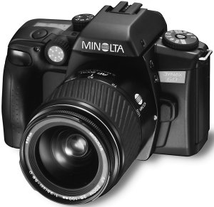 Konica Minolta Dynax 60 (SLR) Gehäuse