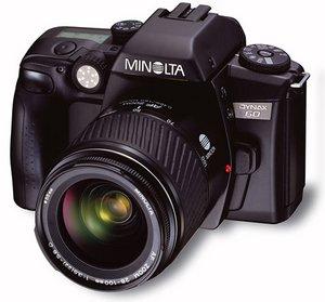 Konica Minolta Dynax 60 QD (SLR) Gehäuse