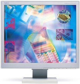 "NEC MultiSync LCD2060NX, 20.1"", 1600x1200, analog/digital (60001220)"
